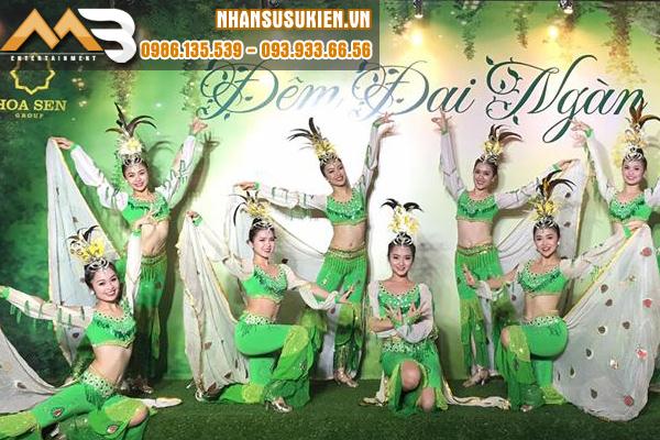 Cung cấp vũ đoàn nhóm múa