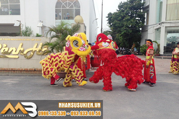 Lân sư rồng - Nét đẹp văn hóa trong các sự kiện của người Việt