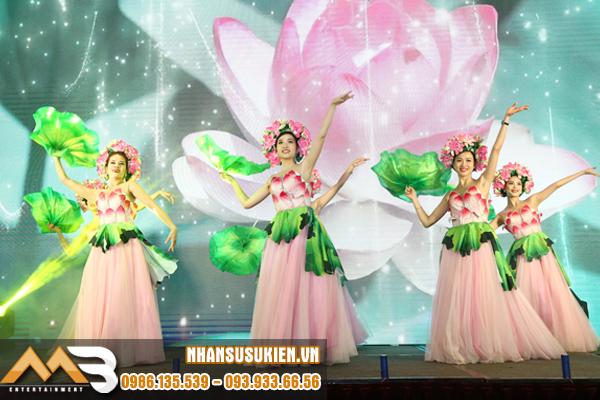 Nhân sựMB Entertainment gây ấn tượng tốt đẹp tại Biorad - Xin chào Việt Nam