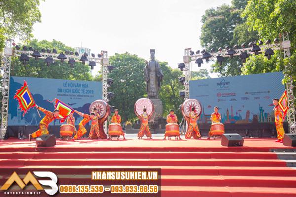Nhân sự MB Entertainment hội ngộ tại Lễ hội văn hóa du lịch quốc tế 2019