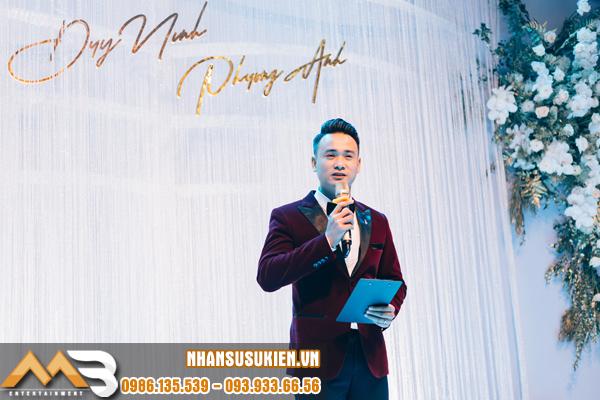 MC Lâm Phương - MC wedding pro